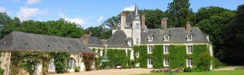 pays de la loire Chateau du Plessis-Anjou b and b
